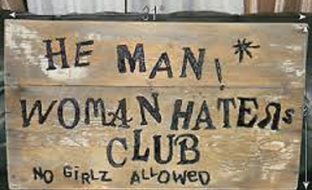 The He-Man Woman Haters Club…, On Steroids