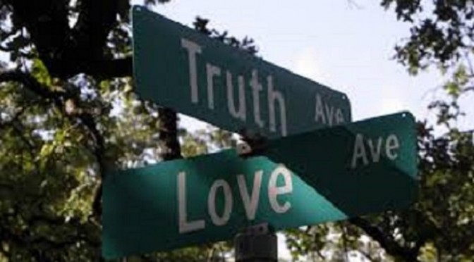 """An Open Letter To Those Who """"Speak The Truth In Love"""""""