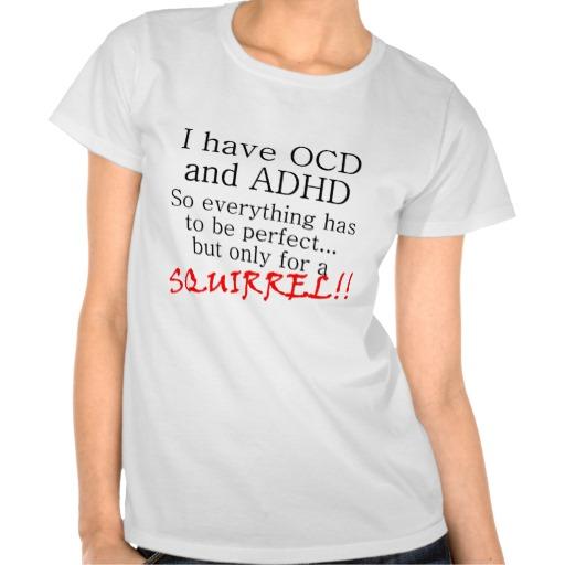 OCD and ADHD