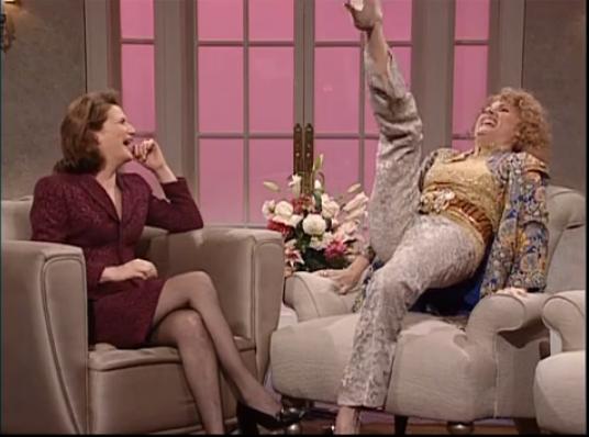 "Helen Madden, licensed joyologist: ""I love it, I love it, I love it!"""