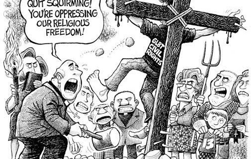 religious persecution in America