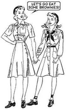 The conservative vision of Girl Scouts?