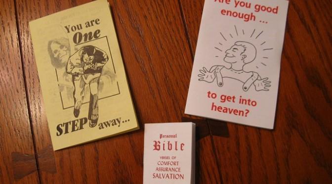 Drive-by Evangelism
