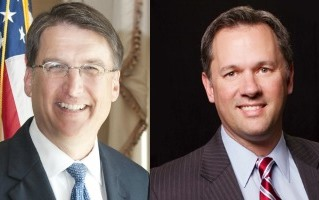 "According to these two..., ""gentlemen"", NC House Bill 2 isn't discriminatory. Who'da thunk it?"