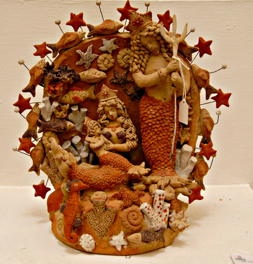 mermaid-nativity